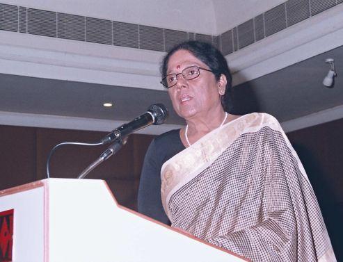Sivasankari,Eminent speaker & Novelist