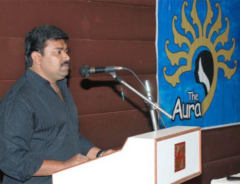 C.Gopinath,TV Anchor