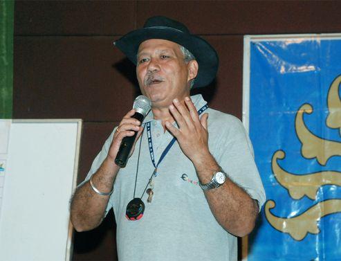 Robin Chandok,Management Trainer