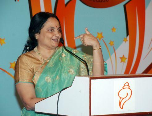 Dr. Akhila Srinivasan ,Managing Director, Shiram Life Insurance Co.Ltd