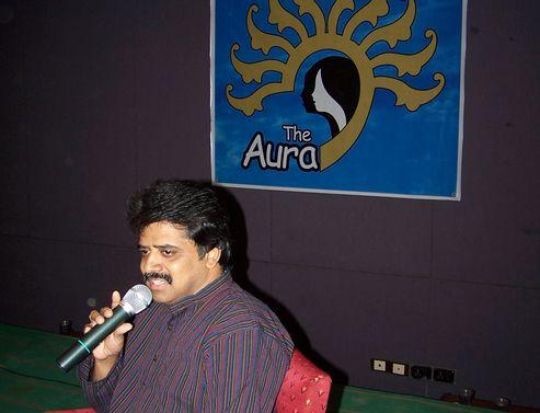 Srinivas,Play Back Singer