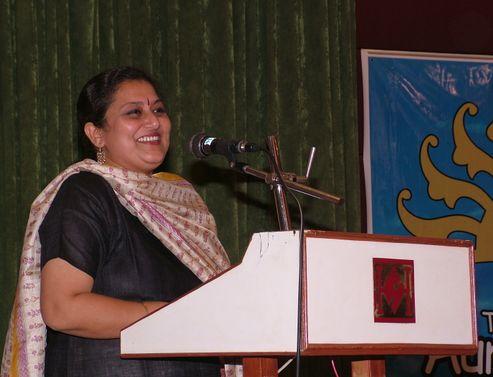 Priya V,Cinema Director