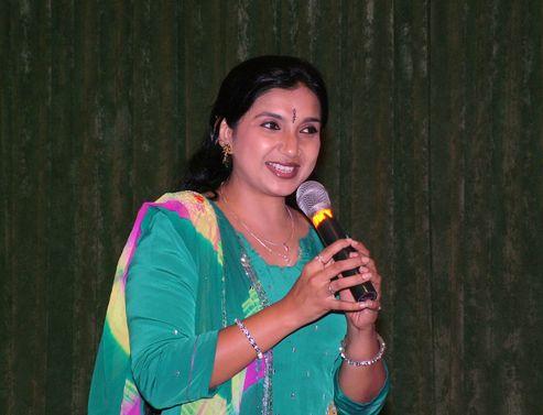 Brinda Das,TV Star